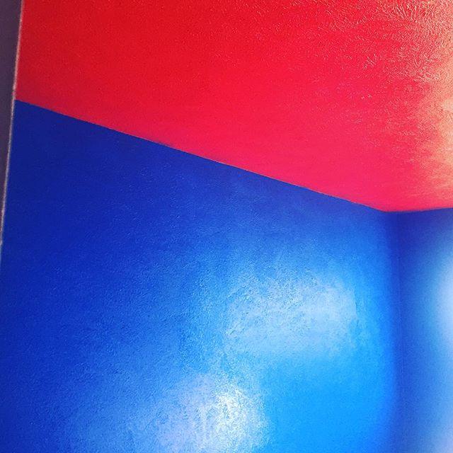 Hero's room just got painted. ?