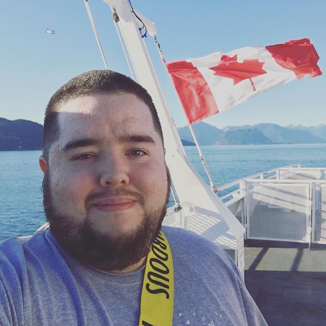 Hopped on a ferry to get to Bowen Island.