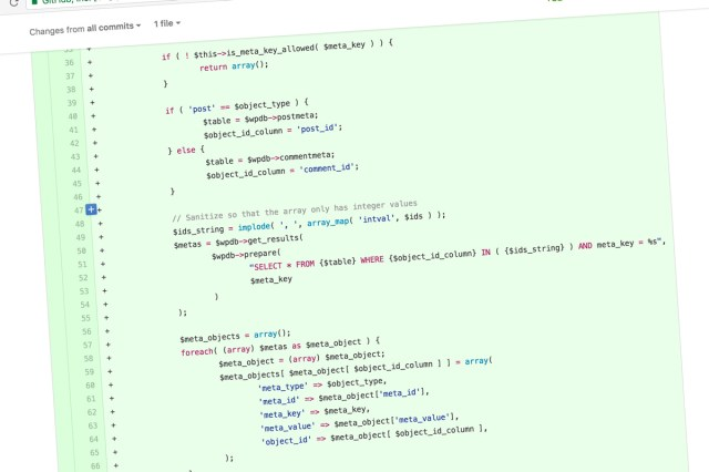 Sanitize array of integers in PHP – Eric Binnion