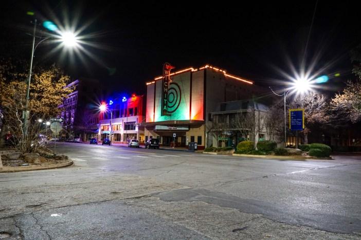 The Wichita Theatre in Downtown Wichita Falls