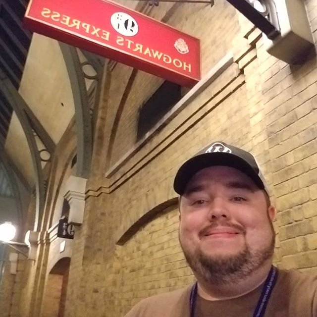 Company dinner at Wizarding World of Harry Potter #a8cgm