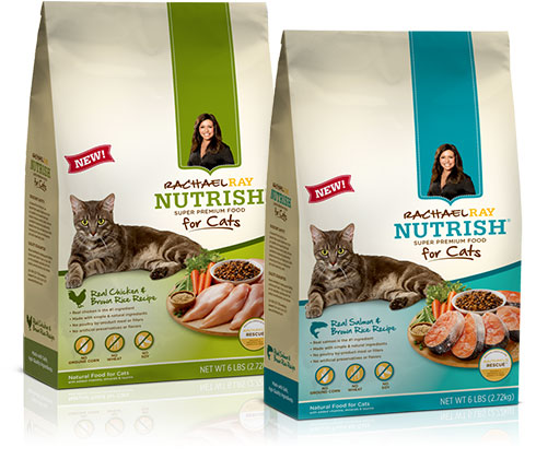 nutrish for cats dry