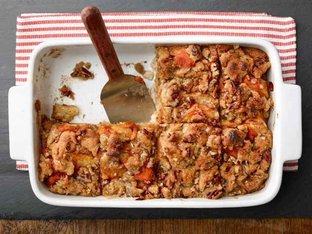 Pumpkin Spice French Toast Casserole