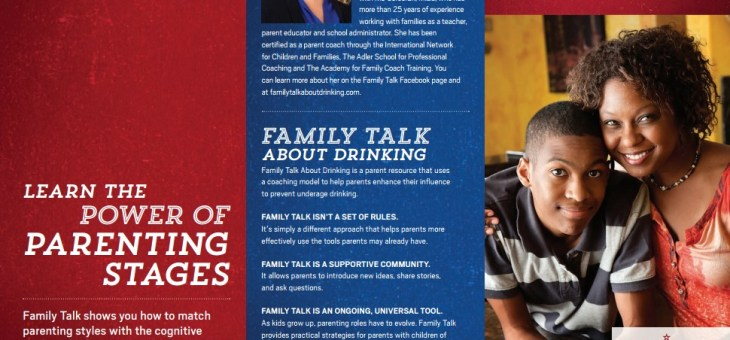 Anheuser-Busch Family Talk About Drinking Tips and a $25 e-Gift #Giveaway to Kick Off Your #ABFamilyTalk