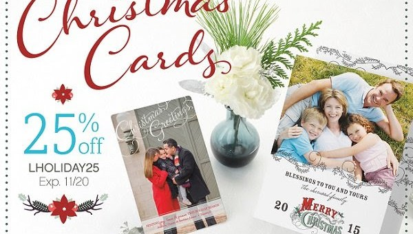 Christmas Card Guide from MagnetStreet.com