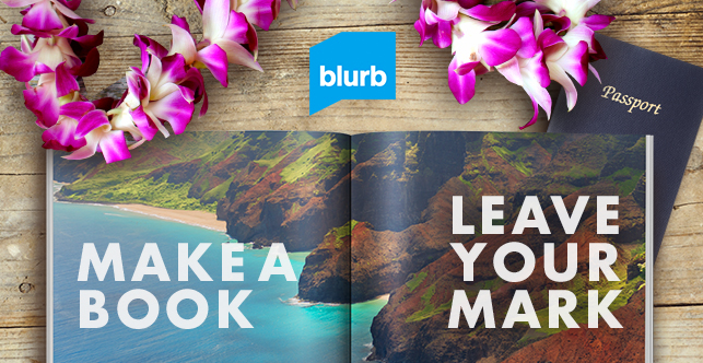 $15 off New Customer Photo Book Orders at Blurb