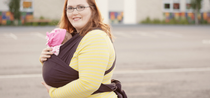 Plus Size Moms And Baby Carriers: How To Travel With Ease