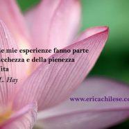 Esperienze e Vita – #affermazionipositive