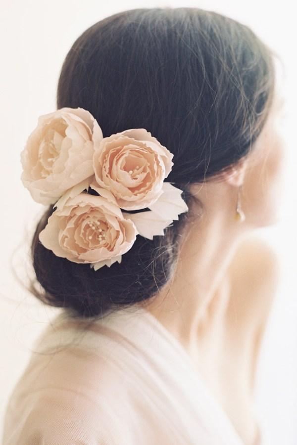 ENGLISH ROSE BRIDAL HAIR PINS