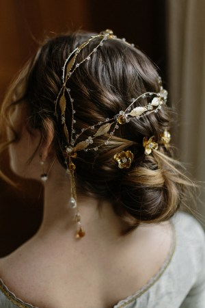 SUBLIME WEDDING HAIR ORNAMENT