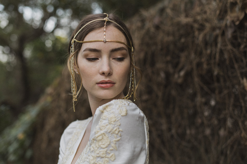 bridal hair accessories wedding