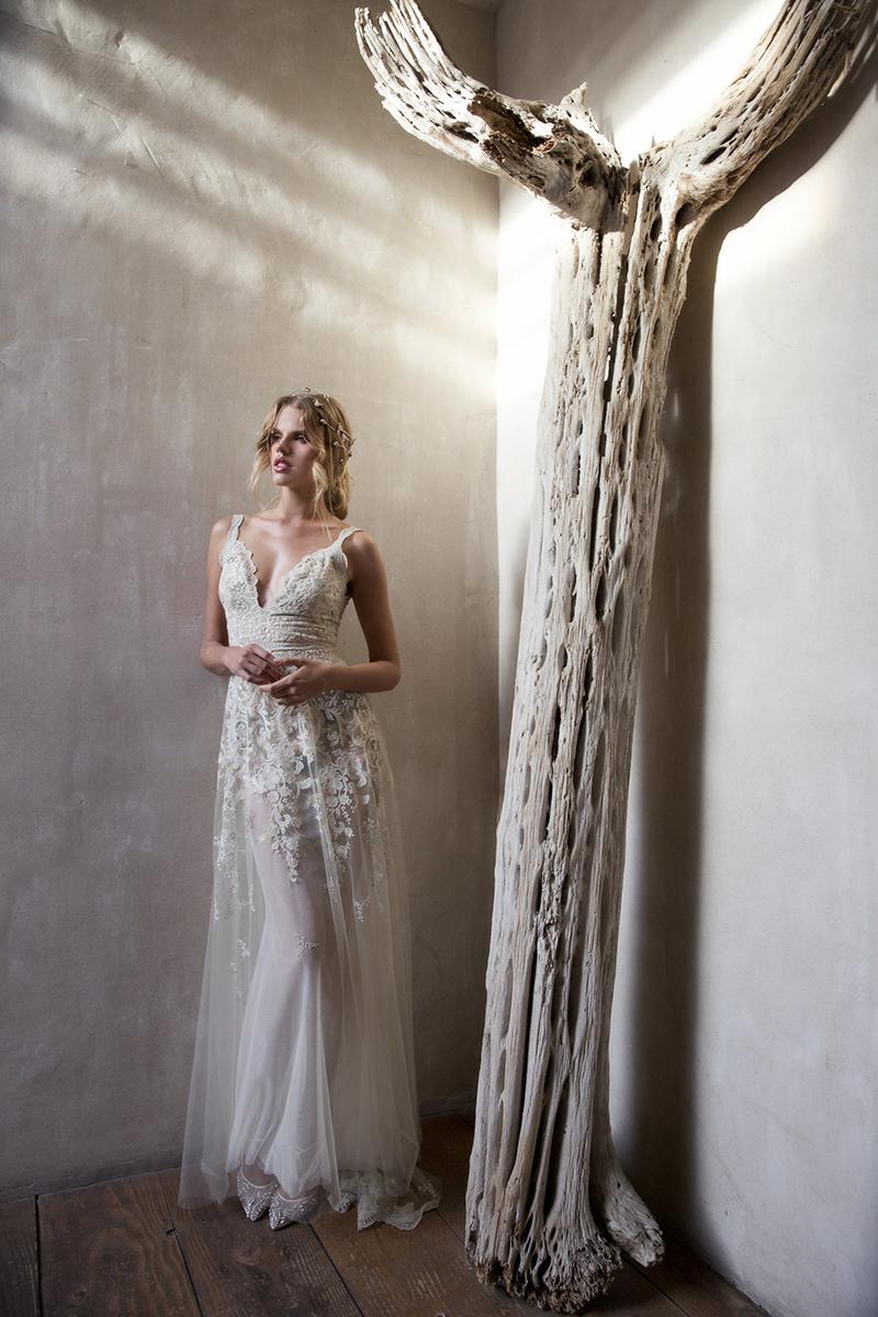 Femme-Fleurs wedding circlet