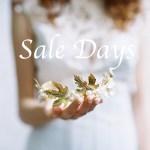 Erica Elizabeth Designs sample sale