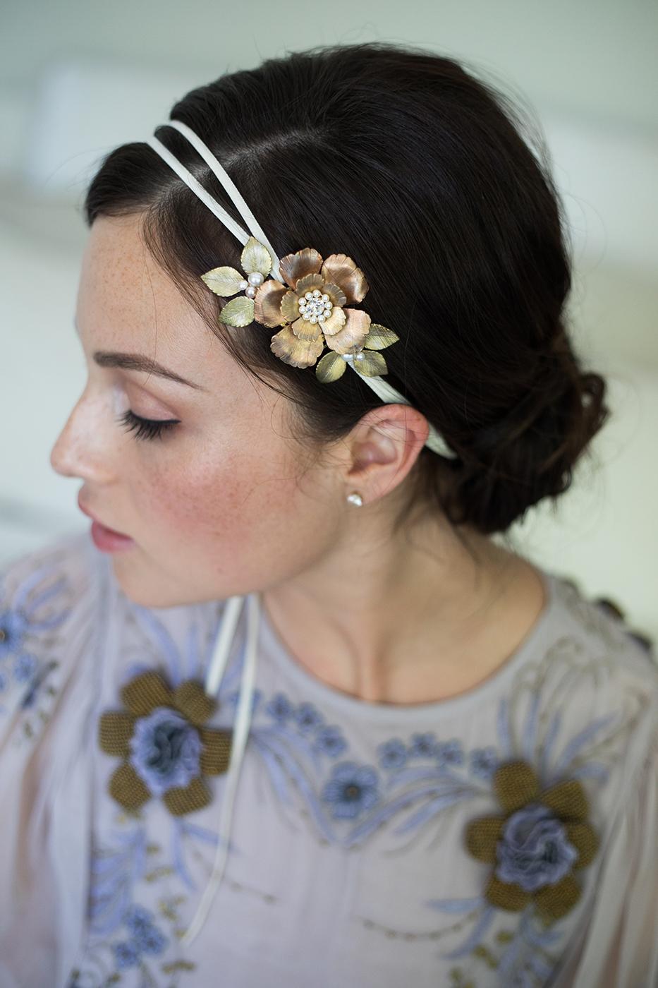 Hair Brooch Bridal Hair Clip Wedding Accessories Bridal Headband