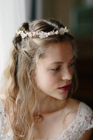 Rockrose sale wedding crown
