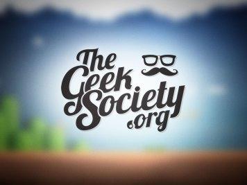 Logo Design | The Geek Society