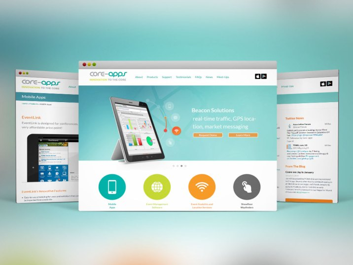 Web Design & Dev, WordPress | Core-Apps - core-apps.com
