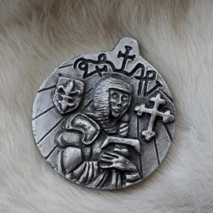 Joan d'Arc Amulet