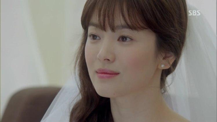 그겨울 바람이 분다 송혜교 웨딩드레스