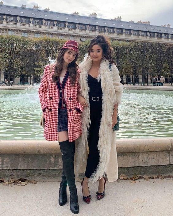 艾蜜莉在巴黎 12星座穿搭提案! 造型 穿搭 風格 時尚 巨蟹座