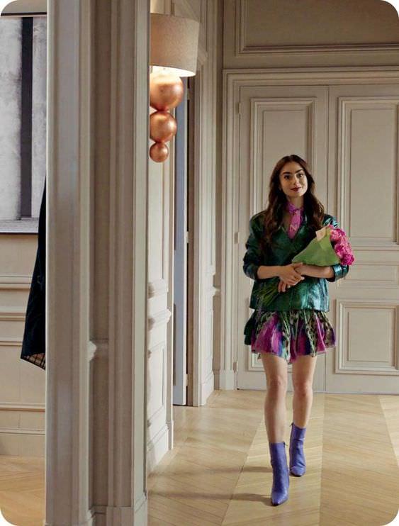 艾蜜莉在巴黎 12星座穿搭提案! 造型 穿搭 風格 時尚 金牛座