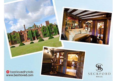 Seckford Hall Hotel