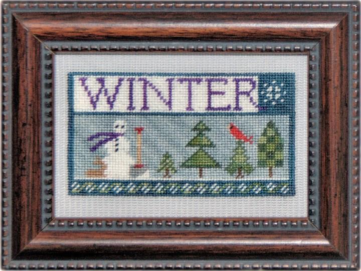 Little Bits o' Winter