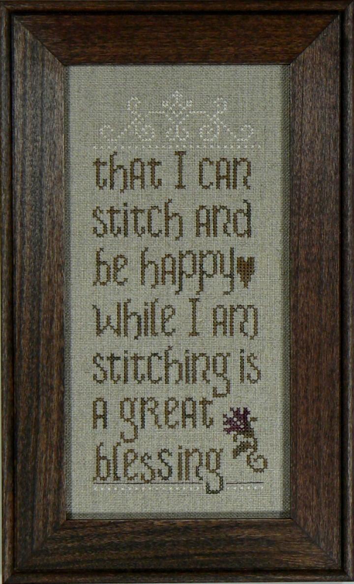 Stitcher's Blessing