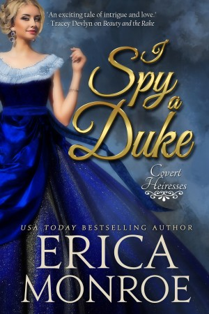 Book Cover: I Spy a Duke