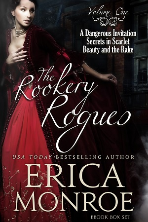 Book Cover: The Rookery Rogues: Volume 1