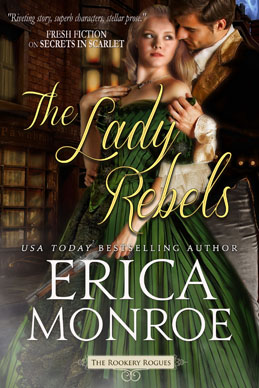 Book Cover: The Lady Rebels