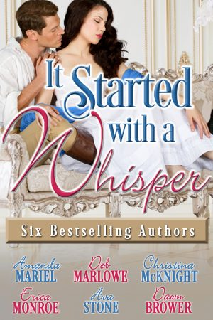 Book Cover: It Started With A Whisper