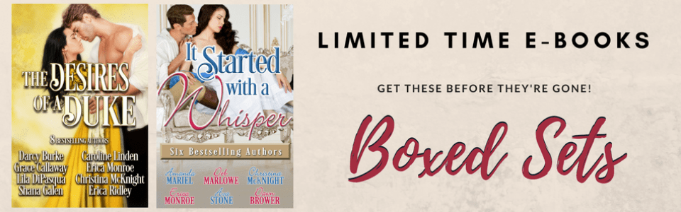 Historical Romance E-Book Boxed Sets