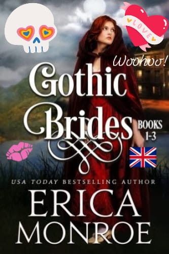 Gothic Brides Boxed Set cover