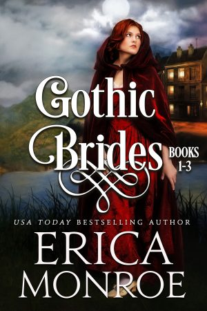 Book Cover: Gothic Brides: Volume 1