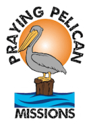 Praying Pelican Missions Logo