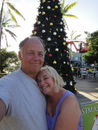 Australia. Christmas Tree, Cairns.