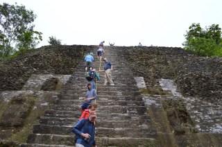 Lamanai Mayan Ruins Mexico