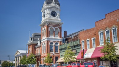 downtown covington, ga