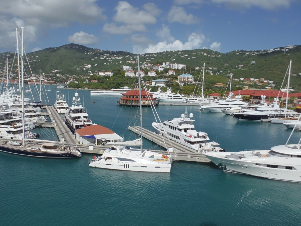 sailing st. thomas virgin islands