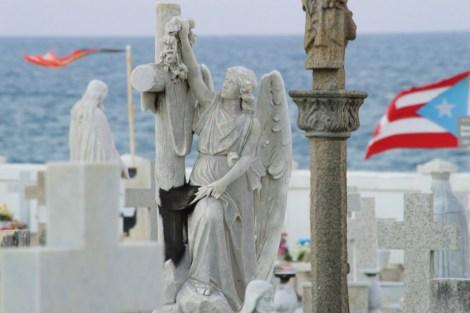 cemetery near del morro