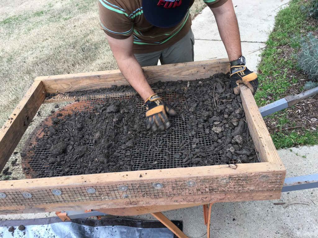 how to make a raised garden bed DIY