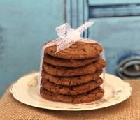 Nutella Cookies © 2018 ericarobbin.com