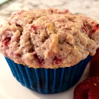 Berry Cream Cheese Muffins © 2018 ericarobbin.com