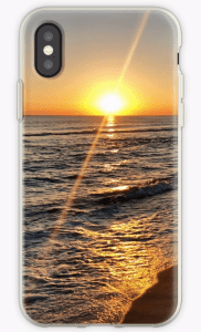 Florida sunset cell phone case © 2018 ericarobbin.com | All rights reserved.