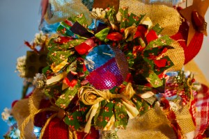 Christmas Mason ring wreath © 2018 ericarobbin.com | All rights reserved.