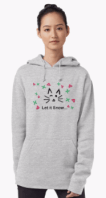 Let it Snow... Hoodie © 2018 ericarobbin.com | All rights reserved.