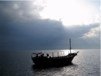 Boat on Sea of Galilee © 2018 ericarobbin.com | All rights reserved.