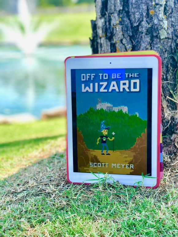 Off to Be the Wizard by Scott Meyer © 2018 ericarobbin.com | All rights reserved.