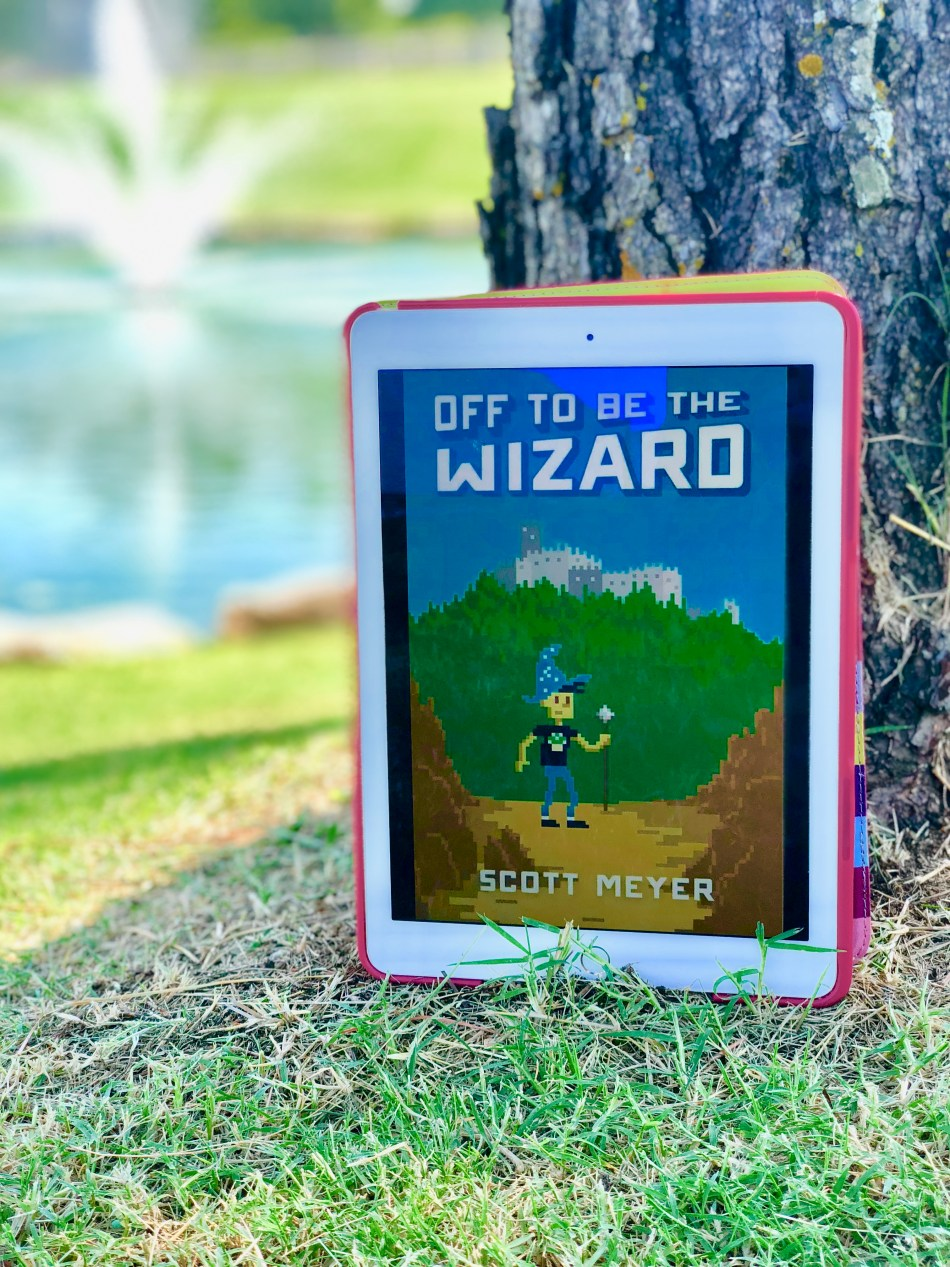 Off to Be the Wizardby Scott Meyer © 2018 ericarobbin.com | All rights reserved.